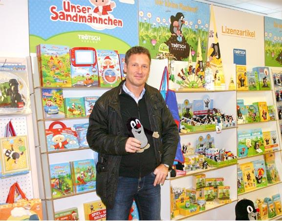 Inhaber Andreas Trötsch
