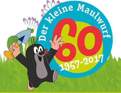 """60 Jahre """"Der kleine Maulwurf"""""""