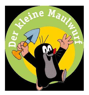 der kleine Maulwurf logo