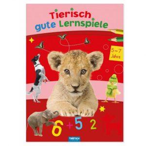 """Übungsbuch """"Tierisch gute Lernspiele"""""""