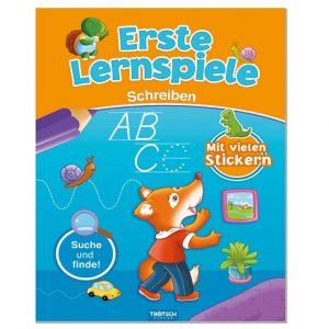 """Übungsbuch """"Erste Lernspiele"""""""