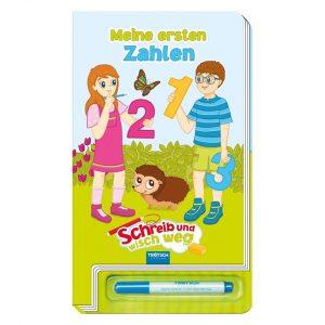 """Übungsbuch """"Schreib Wisch und Weg"""""""