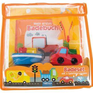 Fahrzeuge-Badebuch
