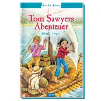 "Kinderbuch ""Tom Sawyers Abenteuer"""