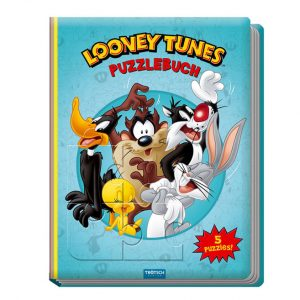 Looney Tunes Puzzlebuch
